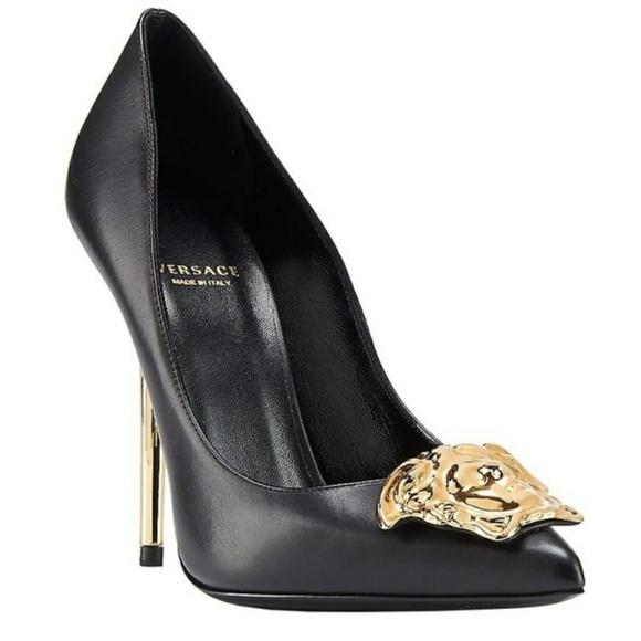versace high heels price